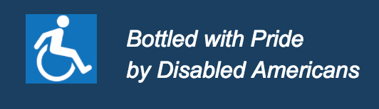 LeSage Natural water is bottled by developmentally disabled individuals.