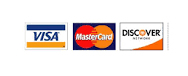LeSage Water accepts Visa, MasterCard and Discover credit cards.