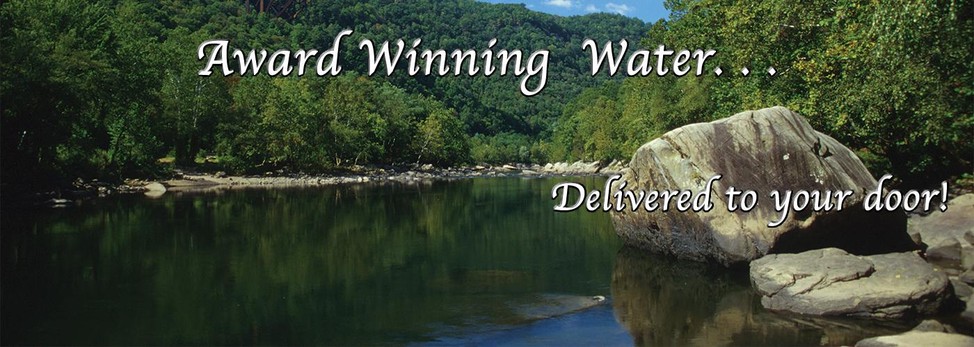LeSage Natural delivers to our quality water throughout southern West Virginia, and the surrounding areas.