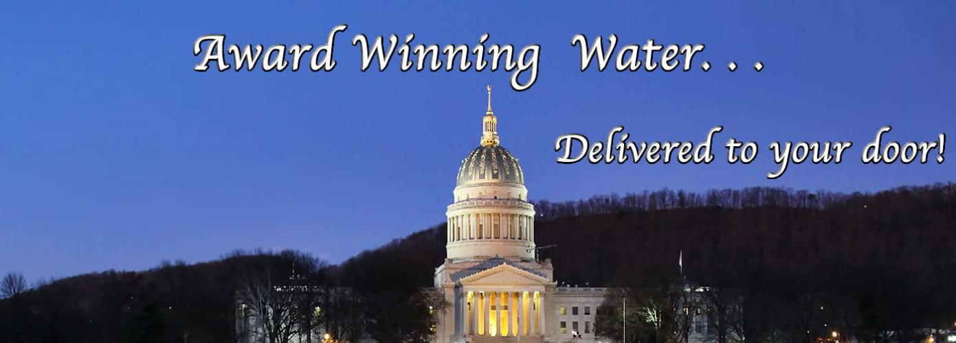LeSage Natural delivers to our quality water to the Charleston, WV, area.